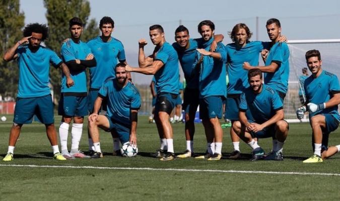 Real Madrid inicia su recorrido en la Champions / Cortesía