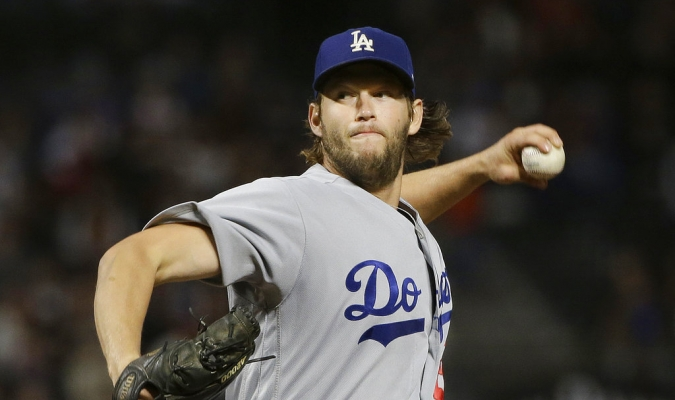 Kershaw estuvo intratable /Foto AP