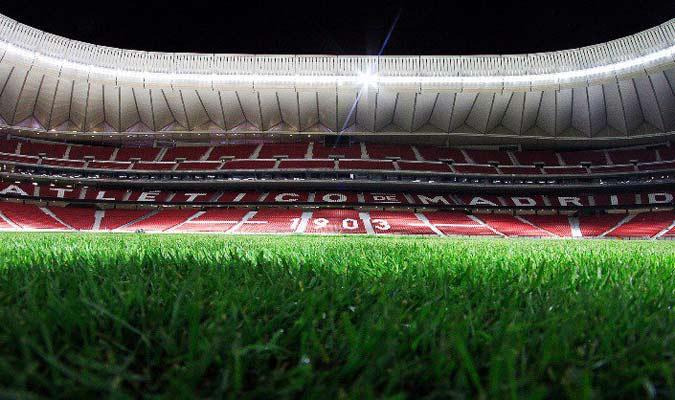 El fin de semana juegan contra el Málaga/ Foto atleticodemadrid.com