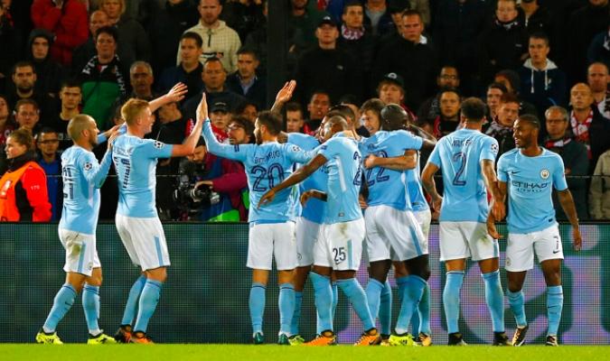 El conjunto inglés no tuvo mucho contratiempo para llevarse los tres puntos / Foto AP