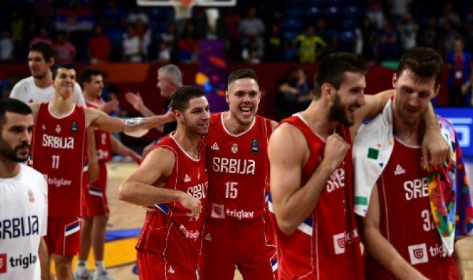 La segunda llave de la semifinal del Eurobasket está lista / Foto Agencias