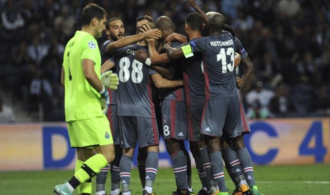 Casillas no pudo hacer nada para evitar la derrota / AP