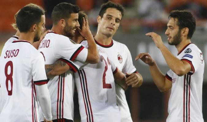André Silva marcó hat trick | Foto: AP