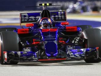 El jefe de Toro Rosso desmintió que el español se vaya de una vez / Foto EFE