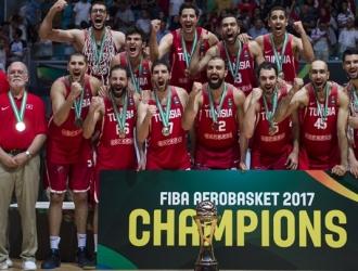 Túñez conquistó su segunda copa de África / Foto FIBA