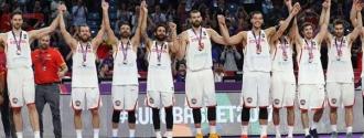 Los españoles se despidieron con el bronce/ Foto EFE