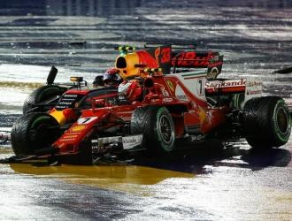 Los pilotos decidieron pasar rápido la página / Foto EFE