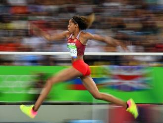 Se perfila como la representante venezolana que liderará al país en los venideros Juegos Olímpico