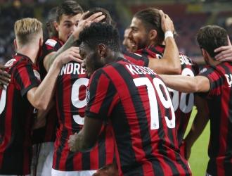 Milan sigue en su buena racha / AP