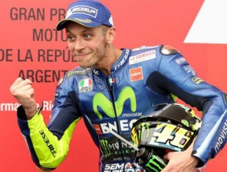 Rossi vuelve 22 días después de su lesión/ Foto AP