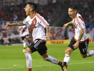 Enzo Pérez marcó el último gol del equipo argentino | Foto: AP