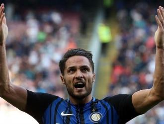 D'Ambrosio anotó el de la victoria / EFE