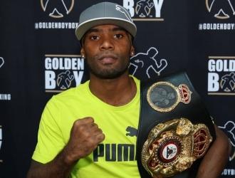 El preparador del boxeador está cauto al combate / Foto Agencias