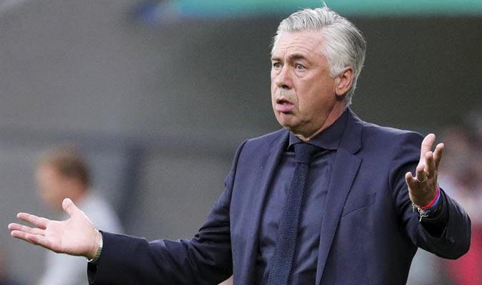 Ancelotti tomó al club la campaña pasada/ Foto EFE