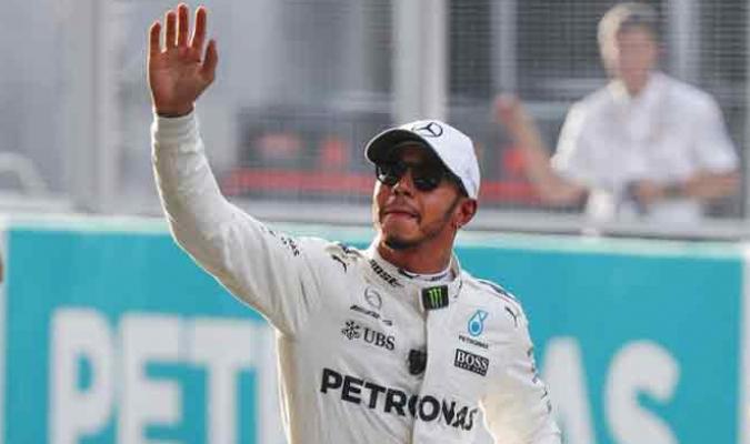 Lewis Hamilton /Foto AP