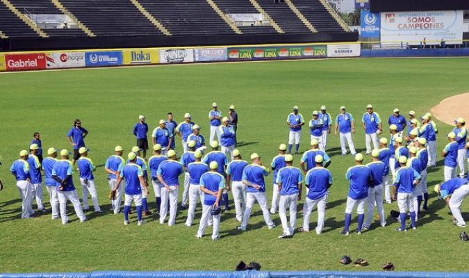 Los entrenamientos del José Bernardo Pérez siguen /Foto David Urdaneta