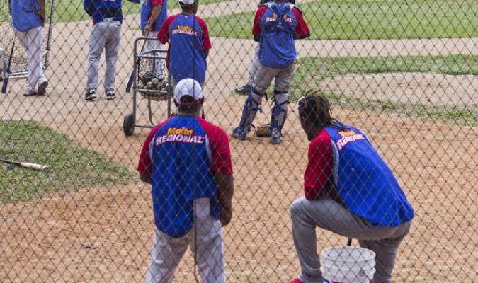 Danry Vásquez y Heyker Meneses se sumaron al equipo /Foto Jorleanys Gi