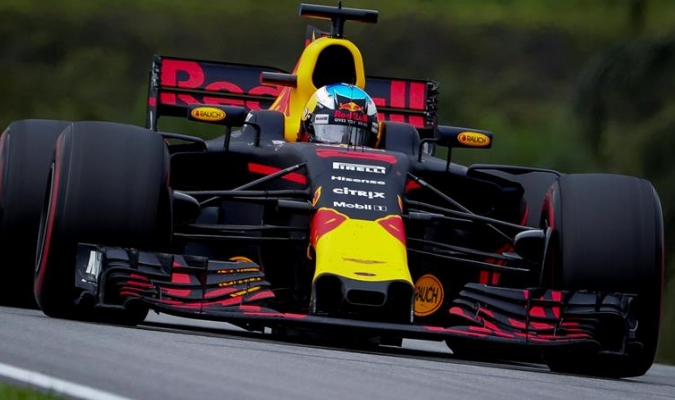 Red Bull quiere mantener su nivel / Foto EFE