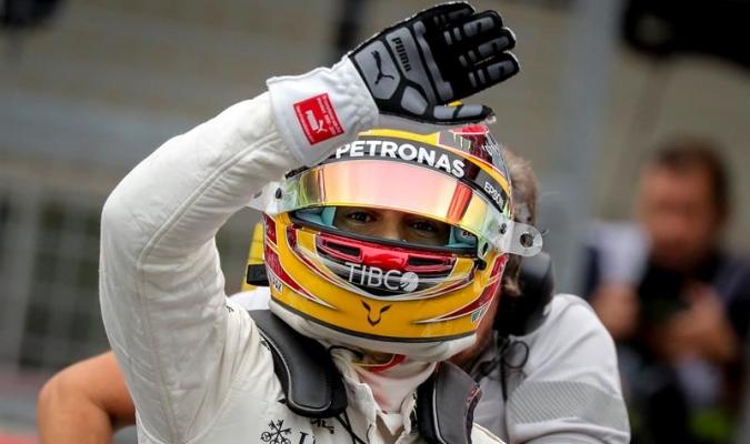 Lewis Hamilton | EFE