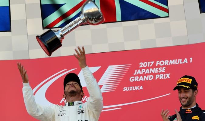 Lewis Hamilton | AP
