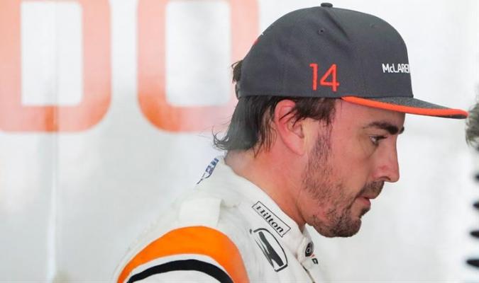 Fernando Alonso | EFE