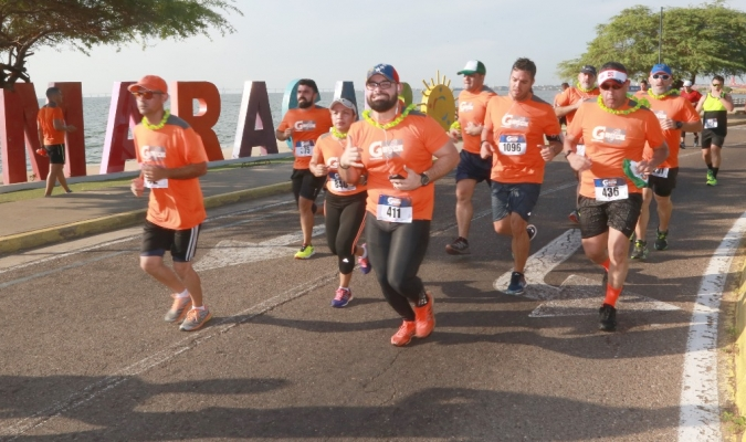 Participaron 4.000 corredores aproximadamente | Empresas Polar