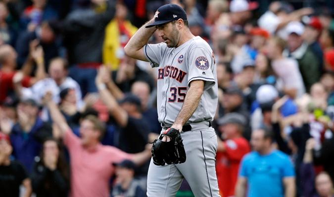 En su salida ante Boston / AP