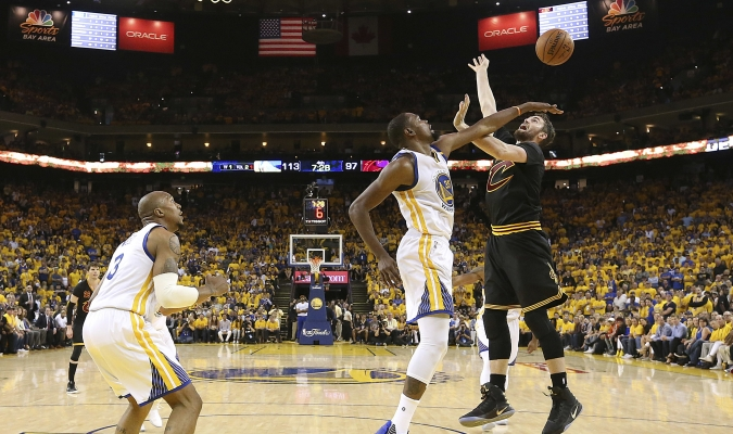 La medida es especialmente con Warriors y Cavs | Archivo BDA