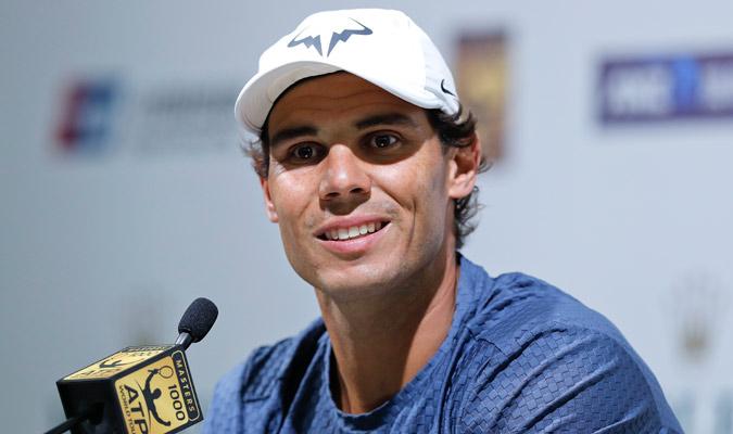 Nadal debutará en Shanghái contra Jared Donaldson/ Foto AP