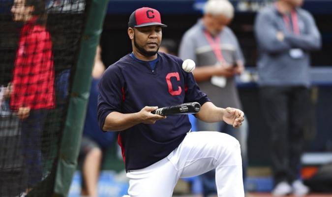 Encarnación podría regresar a la alineación de Cleveland /Foto AP