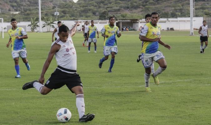 Los chamos doblegaron al Deportivo Nueva Esparta