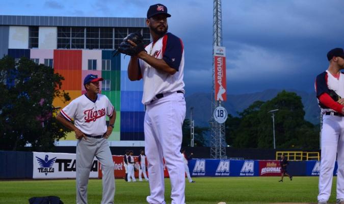 Llega de Leones del Caracas | PRENSA TIGRES