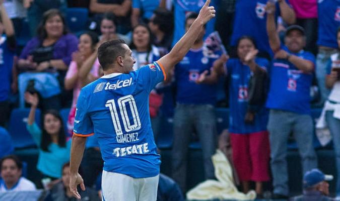 Christian Giménez, Cruz Azul | Cortesía
