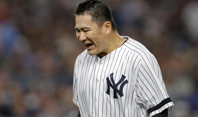 Tanaka / AP