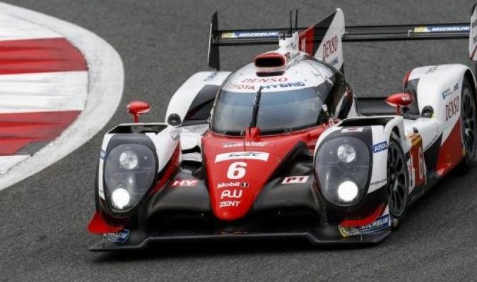 Toyota hizo respetar en su carrera de casa / Foto Agencias