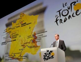 El Tour ya tiene ruta para el 2018 / EFE