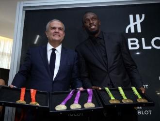Usain Bolt / Cortesía