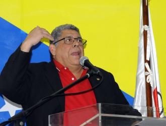 Álvarez recalcó la importancia de los Bolivarianos | ARCHIVO BDA