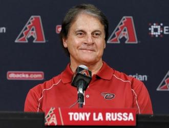 Tony La Russa 7 Arizona Sports