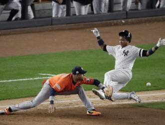 Astros y Yankees / AP