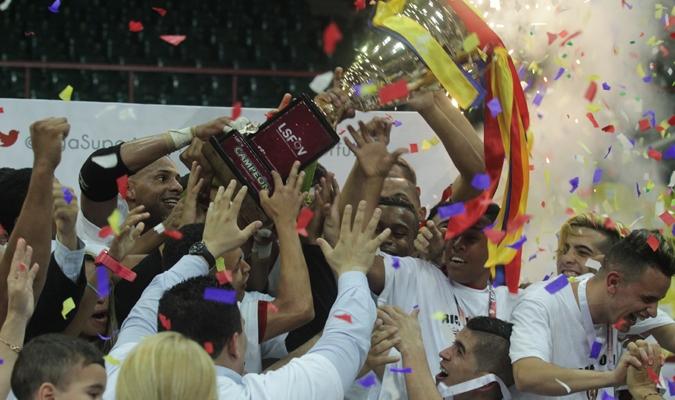 El conjunto capitalino derrotó a Trotamundos / Foto: César Suárez
