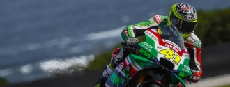 El español dijo que quiere cerrar el año con podio/ Foto @MotoGP