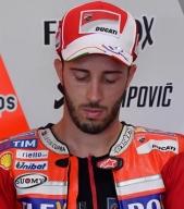 Dovizioso destacó que ahora no está lejos de Márquez/ Foto AP