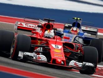 Sebastian Vettel / EFE