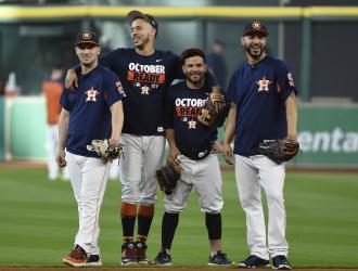Astros de Houston 7 AP