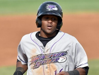 Luis Basabe / MLB