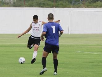 La selección juvenil afrontará otro choque de preparación / Foto Prensa Vinotinto