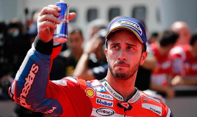 Dovizioso señaló que ha afrontado bien el fin de semana/ Foto AP