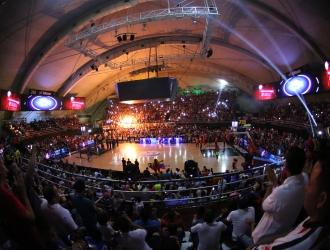 Hay ambiente de espectáculo | Prensa Guaros