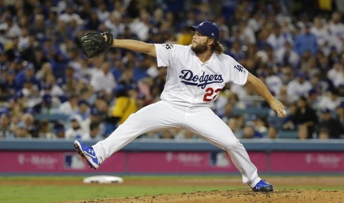 Ni una buena labor de Kershaw pudo cortar sequía de Dodgers ... ab2fb0c6ea6
